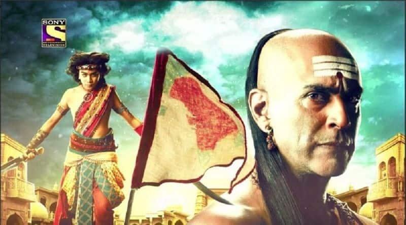Life story of protege Chandragupta Maurya, mentor Chanakya hits television screens today