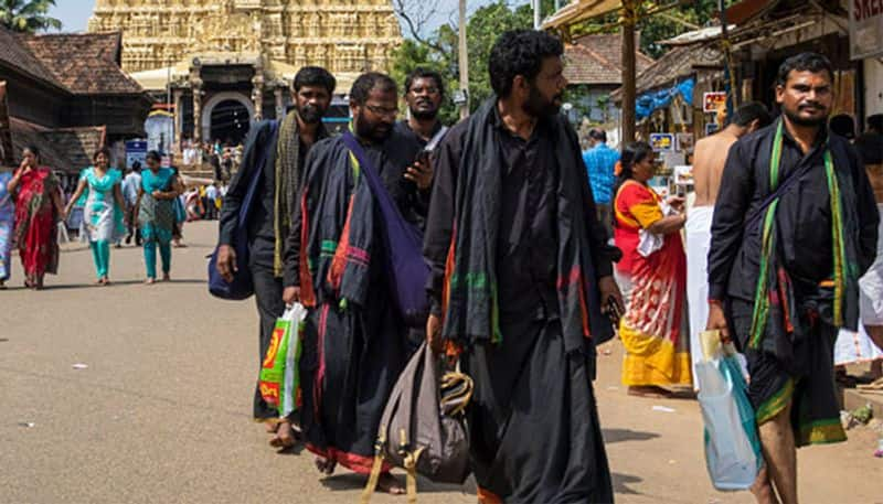 Stopped flights for Shobha Yatra of Lord Padamnabad