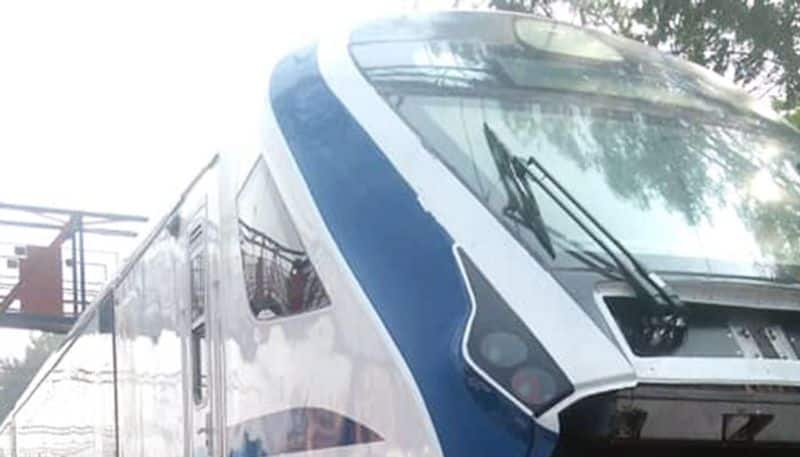 Railway's ambitious high speed T-18 train  fails during trial