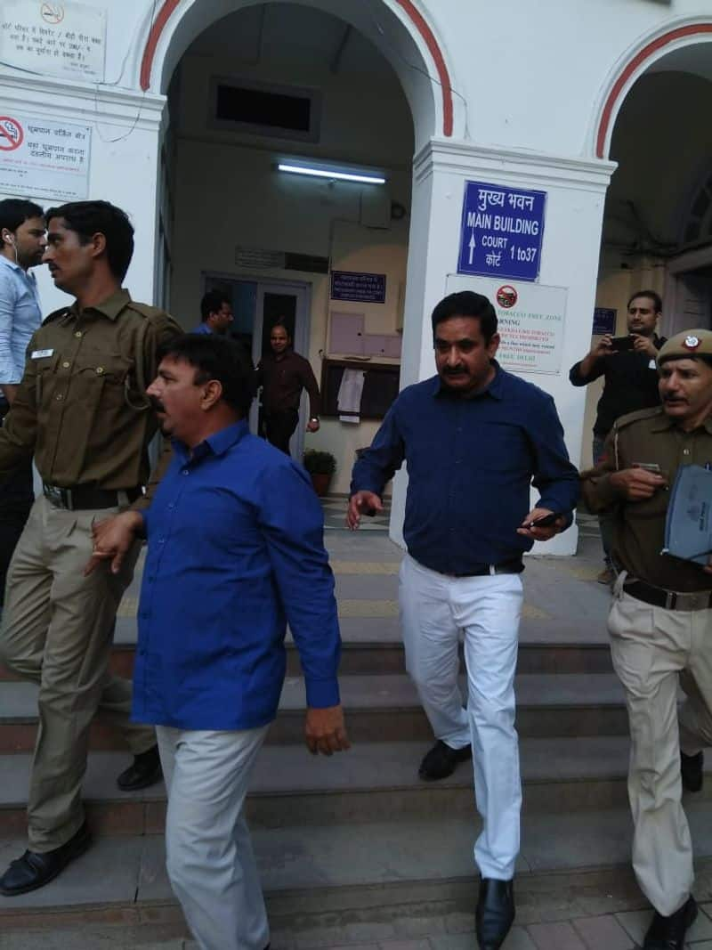 84 accused beaten in court