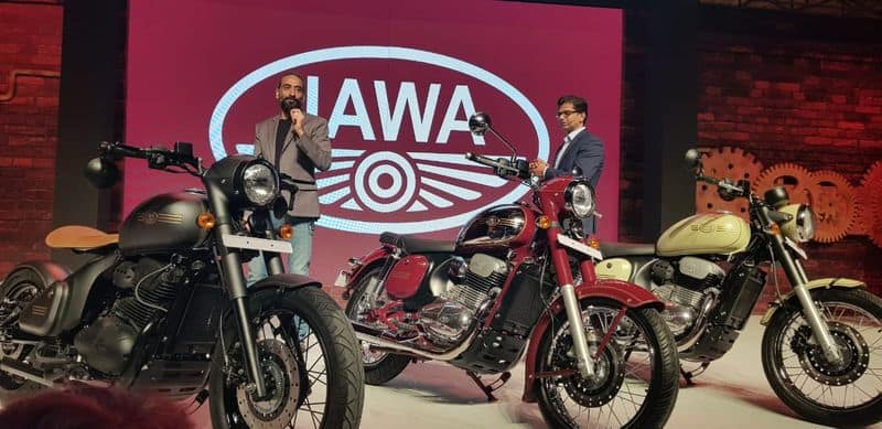 Royal enfield competitor Jawa and Jawa 42 bike mileage revealed
