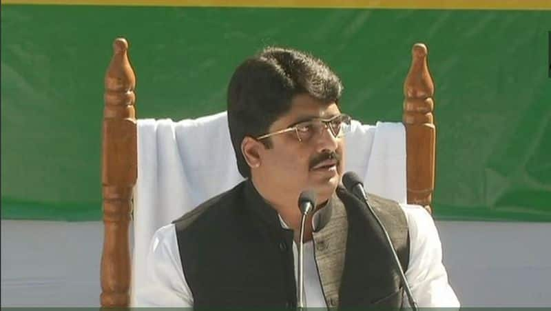 Raja Bhaiya formal announcement of creating a new party