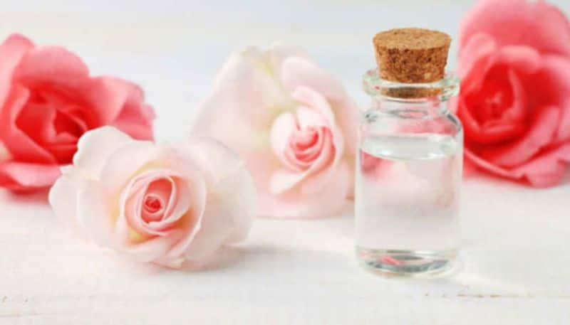 Is Rose water good for skin