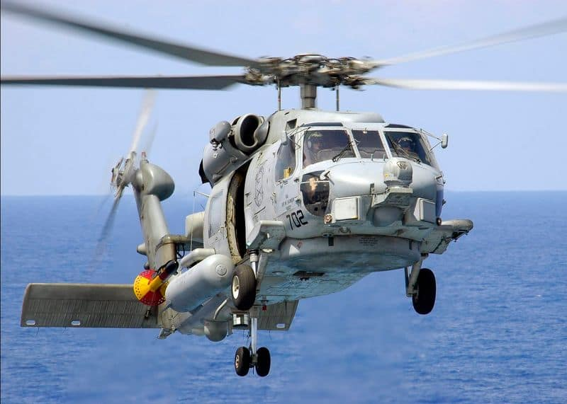 India to buy Seahawk helicopters from US for $2 billion navy  MH 60 Romeo Seahawk