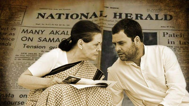 National Herald Rahul Gandhi Sonia Supreme Court enforcement directorate
