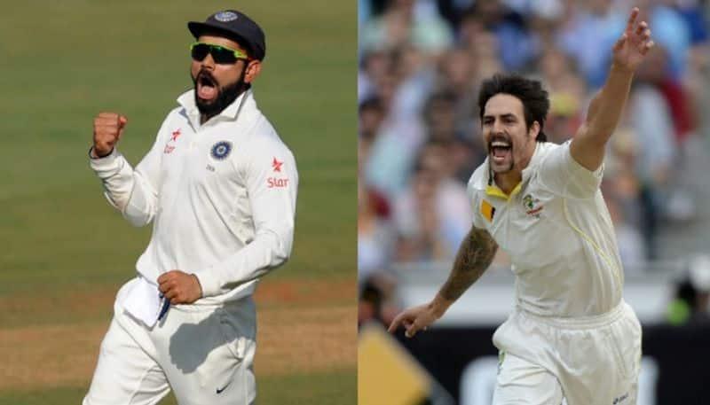 India vs Australia: Mitchell Johnson takes a jibe at Virat Kohli's playing 'without altercation' comment