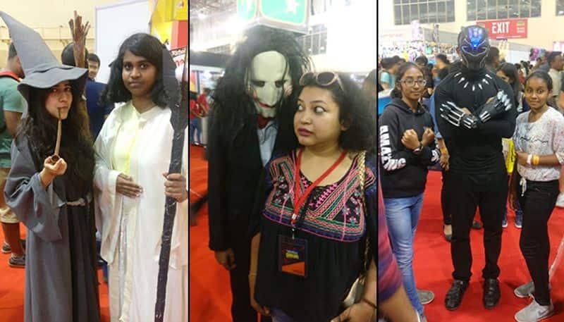 Comic-Con Bengaluru 2018