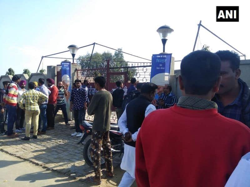 Amritsar blast 3 killed several injured religious gathering Nirankari Bhawan