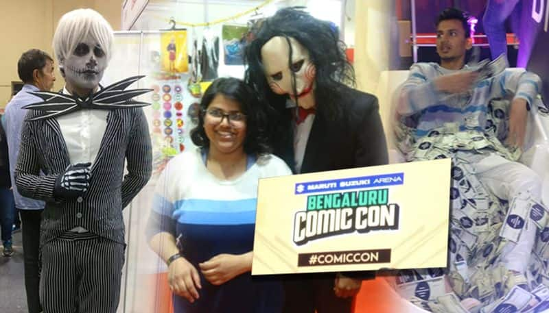 Comic Con booked for giving adult comics to kids in Bengaluru