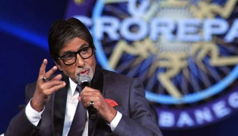 Amitabh bachchan tells how he once suffered from TB