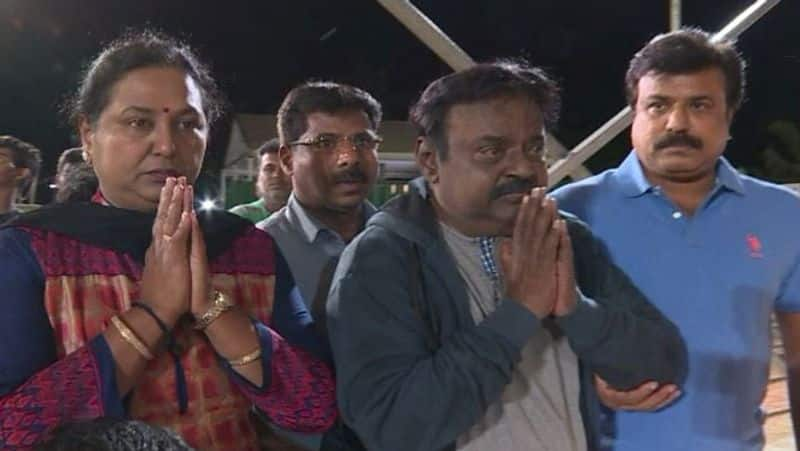 Vijayakanth supporter feeling about party office