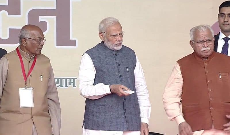 UPA govt's work a case study in how to waste money, says PM Modi