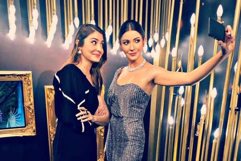 Anushka Sharma Madame Tussauds wax figurine selfie queen Singapore