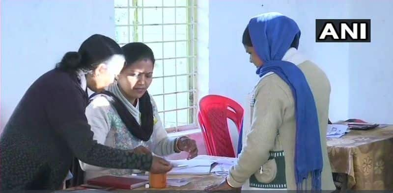 voting begins for second and final phase of chhattisgarh