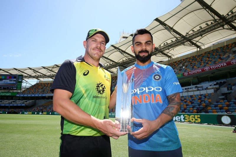 India vs Australia T20I Series Virat Kohli Rohit Sharma Aaron Finch