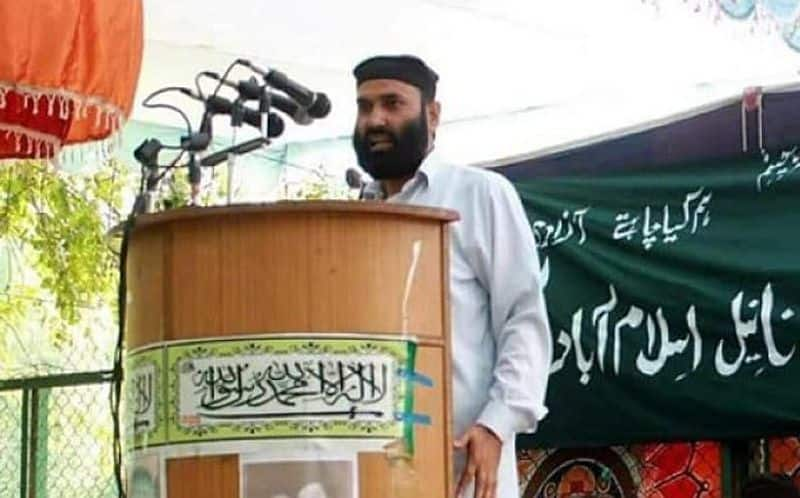 Tehreek-e-Hurriyat district president Hafizullah Mir shot dead
