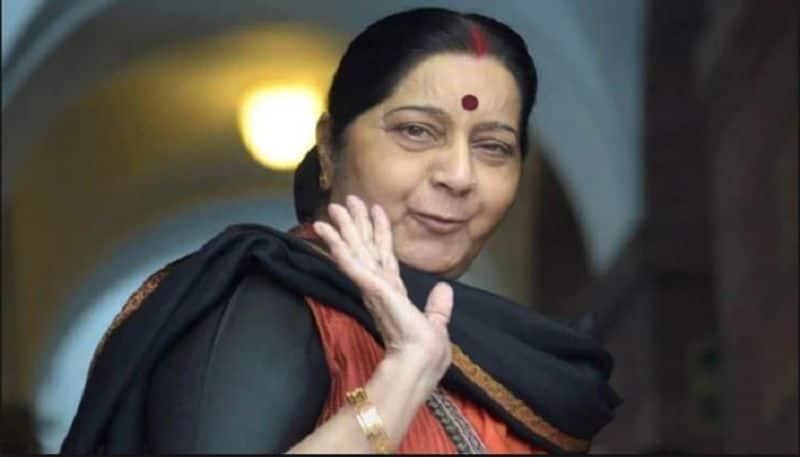 Sushma Swaraj slams Pakistan's Qureshi on 'googly' remark, says it 'exposed' him