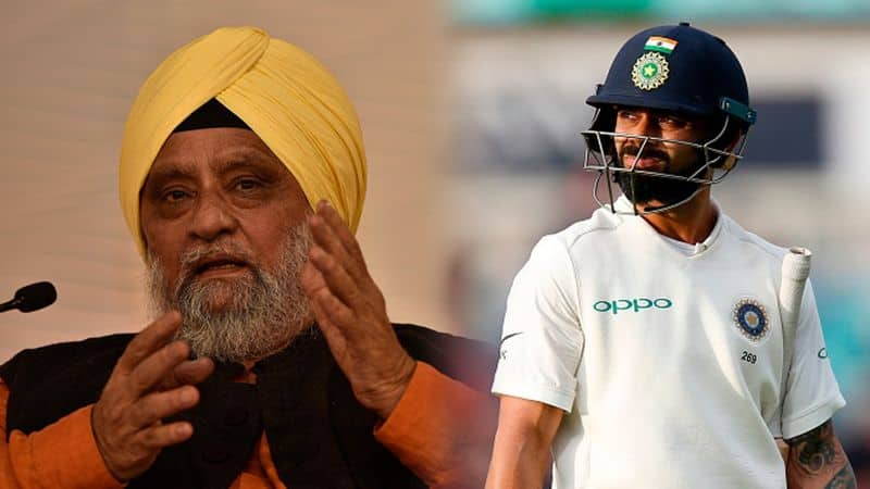 Tearing into Virat Kohli just ahead of Australia series a gross misjudgment by Bishan Bedi