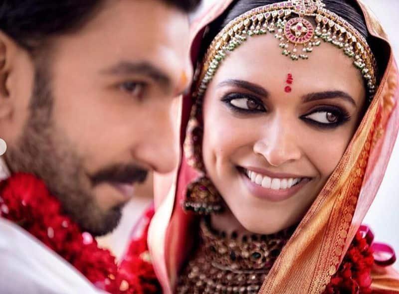 Deepika Padukone-Ranveer Singh wedding reception pictures