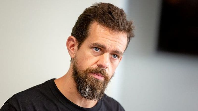 Twitter CEO Jack Dorsey courts controversy for posing with anti-Brahmin poster