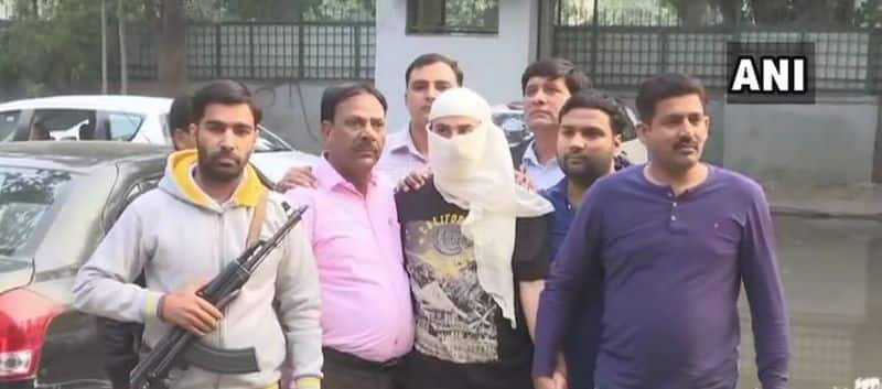 Special cell(Delhi Police) arrested a Hizb operative Ansar ul Haq for his role in killing of Sub-Inspector