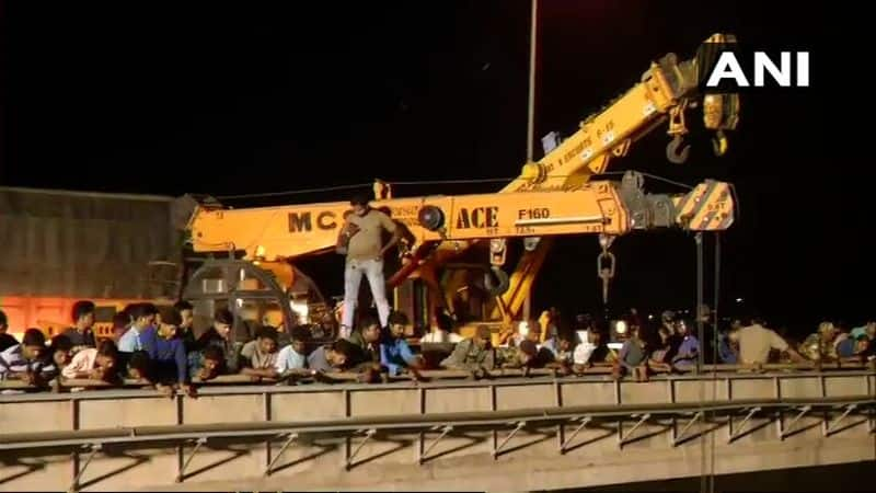 Odisha cuttack bus accident river Mahanadi rescue operations Disaster Rapid Action Force