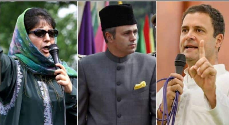 J&K govt formation Mufti joins hands with Cong, NC, BJP brings Sajad Lone in race