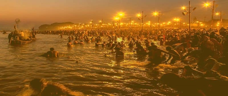 Artificial intelligence will be used in Kumbh mela