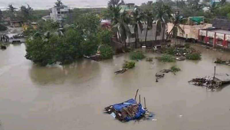 The scandal in the relief of the Gaja cyclone