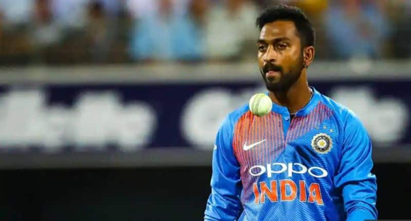 As Hardik Pandya is flayed for sexist comments, brother Krunal turns hero with blank cheque for ex-India player on life support