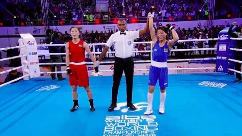 Mary Kom storms into World Boxing Championships final