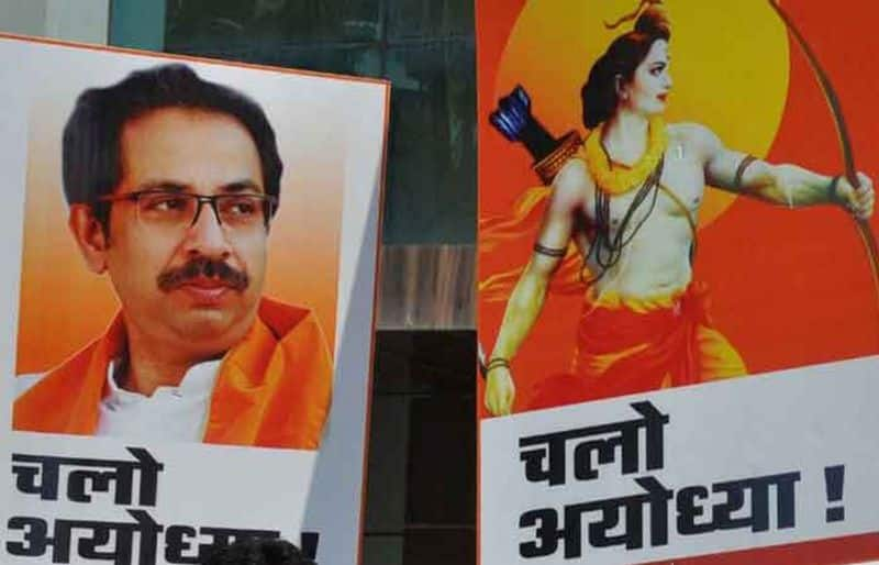 """""""We Razed Babri In 17 Minutes, How Long For A Law?"""" says shivsena leader Sanjay Raut"""