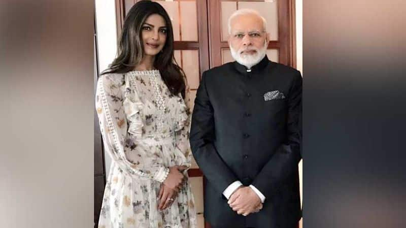 priyanka chopra and nick jonas invite PM narendra modi for their wedding