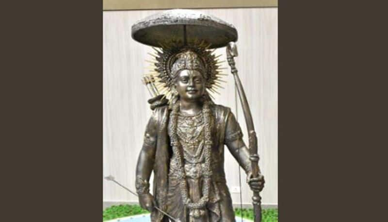 Ram's statue, higher than statue of unity in Ayodhya, government issued model