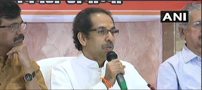 Uddhav Thakre - Hindus are now powerful, do not mess with emotions after seeing Ramlala