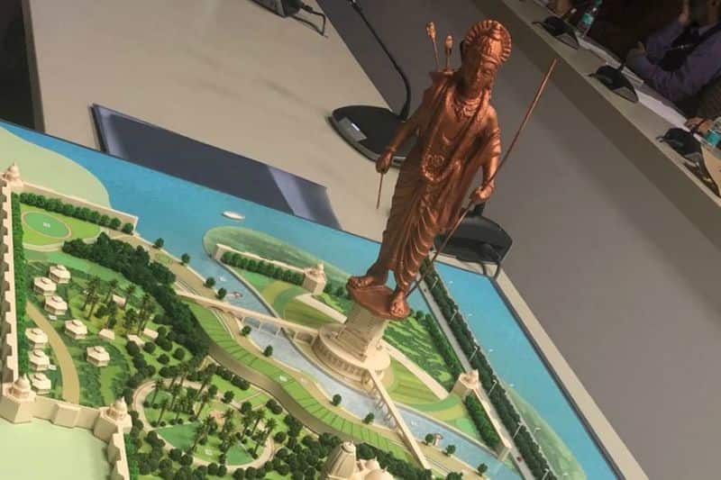 Hard selling Hindutva: Yogi govt's Ram sculpture in Ayodhya to be even taller than Statue of Unity