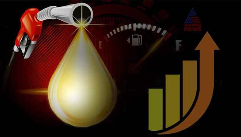 petrol diesel rate high