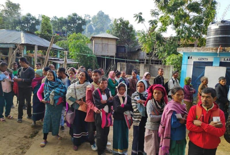 election 2018: Mizoram vote start from today