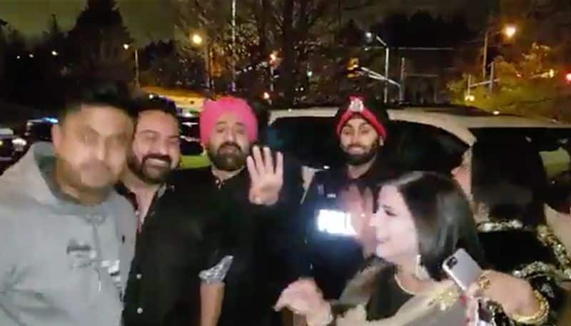 canadian punjabi family make noise, neighbours complain about it to police