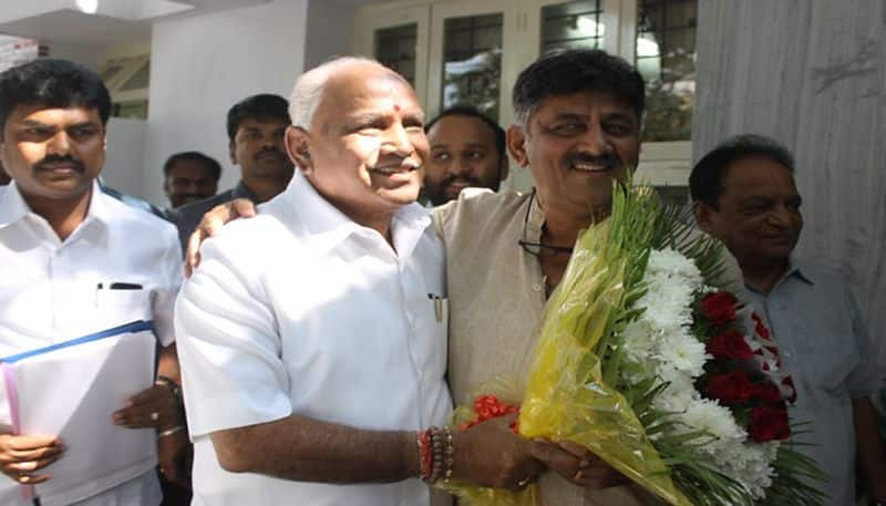 BJP MLA Basangouda Patil Yatnal Hits back at Dk Shivakumar rbj