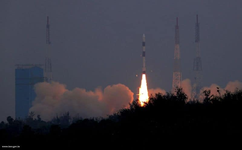 ISRO Launched India's Best Earth-Imaging Satellite