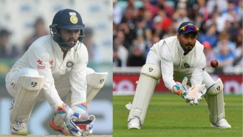 parthiv patel is the better choice for wicket keeping batsman said farokh engineer