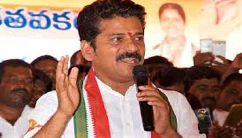 telangana congress mp revanth reddy fires on cm kcr ksp