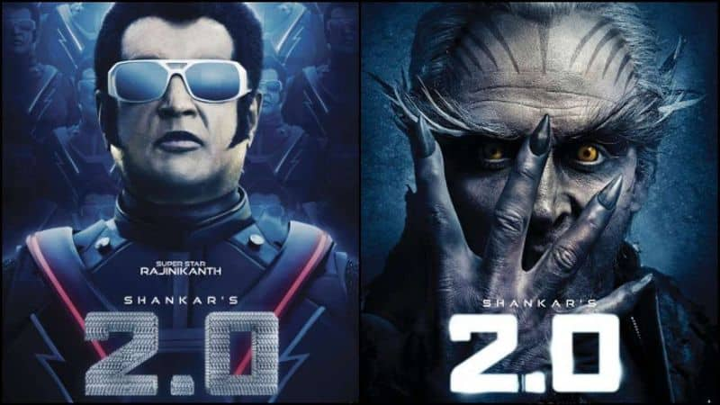 Rajinikanth's 2.0 enters Rs 100 crore club in two days
