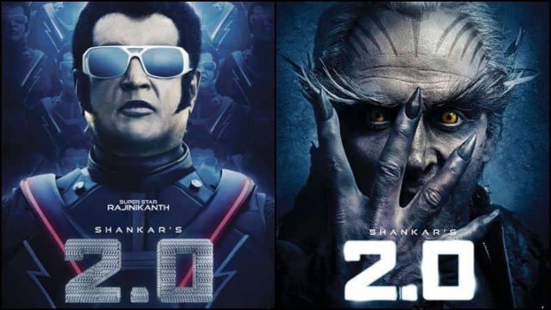 2.0 box office Rajinikanth Akshay Kumar Shankar copyright infringement