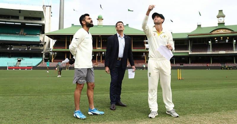 India vs Australia: Virat Kohli under fire for turning up for toss in shorts