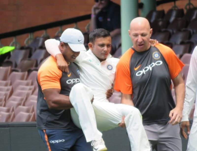 India vs Australia: Huge setback for visitors as Prithvi Shaw ruled out of first Test