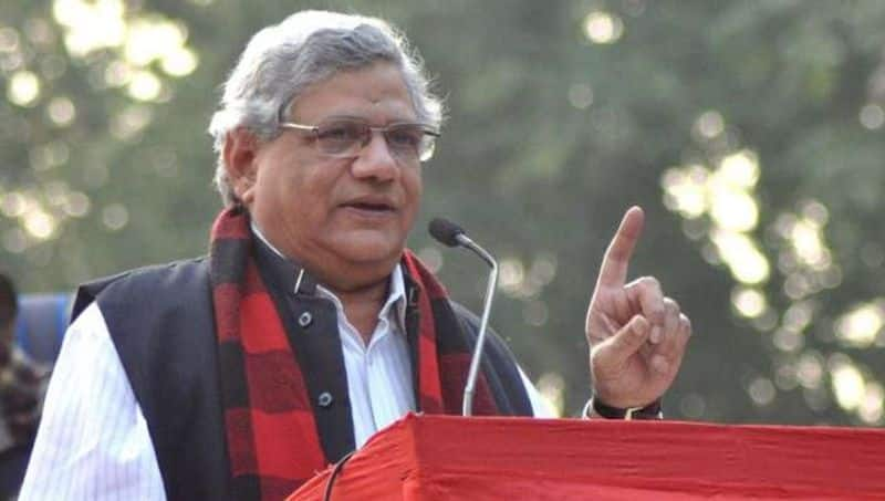 Yechury sermons ring hollow farmers most miserable under communist rule