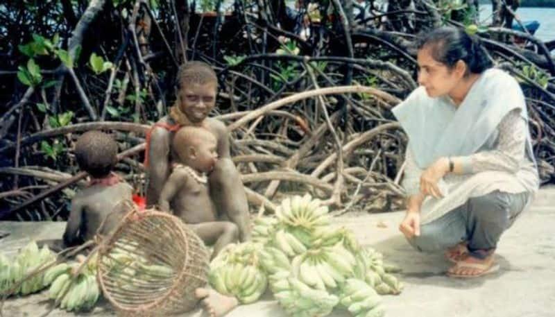Sentinelese Andamans John Allen Chau Madhumala Chattopadhyay