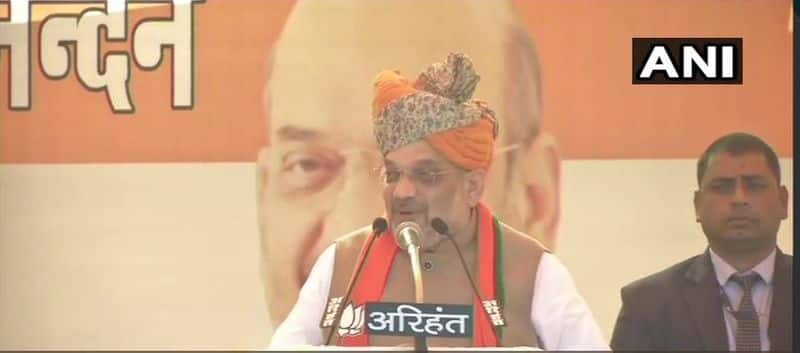 RAHUL GANDHI INSULTS ARMED FORCES AND MARTYRS-AMIT SHAH
